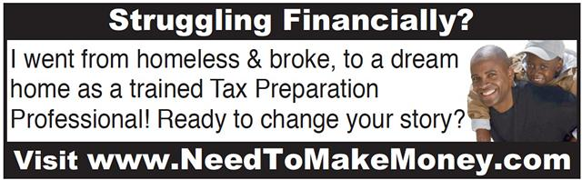 Free Training Program Material- Tax Preparer Professional