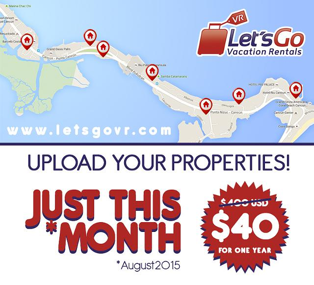 Vacation Rentals  Discount Flights   www letsgovr com