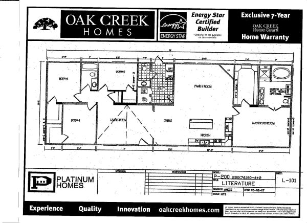 $93600 4br - 2074ftsup2 - Save 15,000 On new home (Oak Creek homes New Iberia)