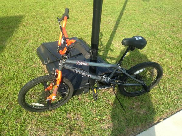 BMX bike,Tony Hawk frisco - $150 (Gonzales,La)
