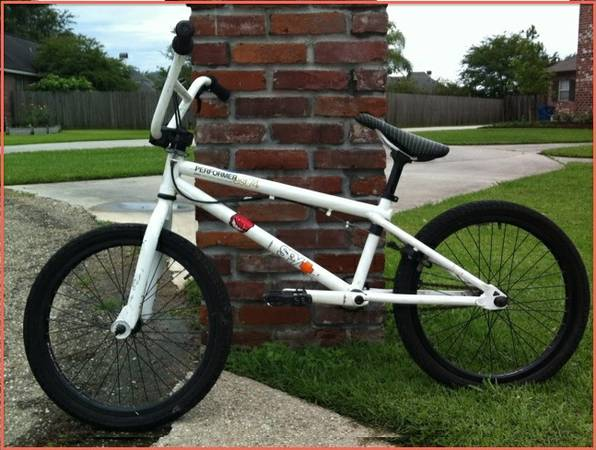 GT PERFORMER 10 BMX BIKE - $175 (SOUTH LAFAYETTE)