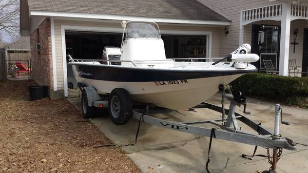 Bay Stealth Bay Boat -   x0024 10800  Baton Rouge