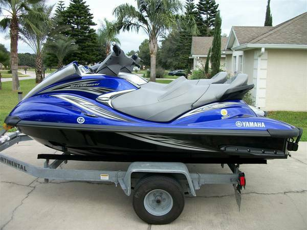 ofSet Of 2007 Yamaha FX HO Cruisers - Under 35 hrs - $12900 (Baton Rouge)