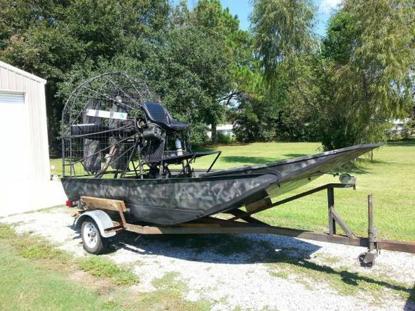 airboat - $6000 (loreauville)