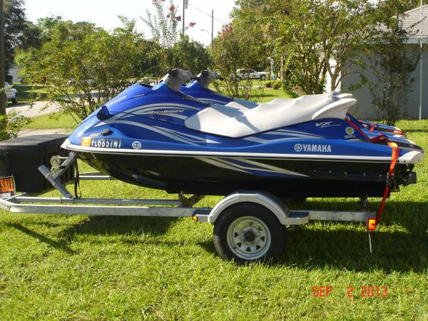 Set Of 2007 Yamaha VX Deluxes - $10500 (Baton Rouge)