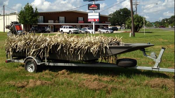 2011 Gator Tail Package-Only 28 Hrs - $13200 (Luling, LA)