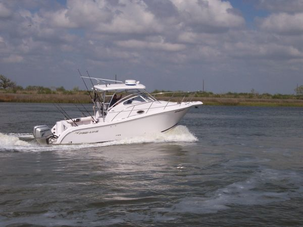 2007 ProLine 29 Express Blue Water Boat - $74000 (Shreveport, LA)