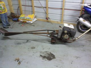 9hp honda go-devil  - $850 (abbeville)