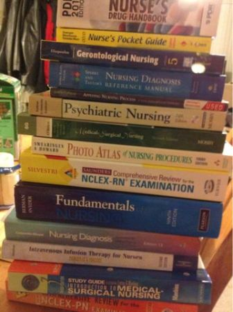 ULL 208 209 nursing books Kozier and Erb39s Fundamentals of Nursing and more - $75 (Lafayette, LA)