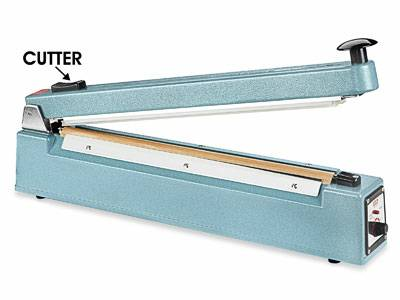 16 Impulse Sealer with Cutter AND 16 Poly Tubing - $125 (Lafayette, La)
