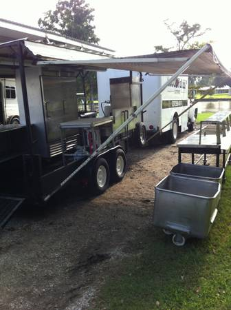 OFF-SITE CATERING EQUIPMENT - $29500 (NEW IBERIA,LA)