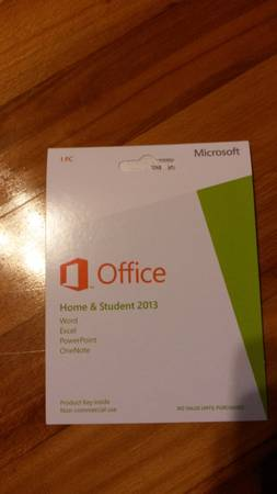 Microsoft Office Home and Student 2013 -   x0024 140