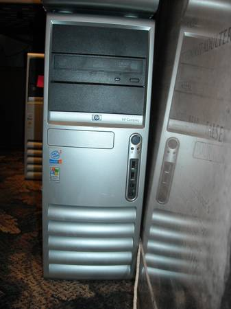4 HP s Computers For Sale  -   x0024 110  new iberia