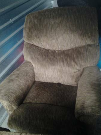 2 cloth Lazy Boy Rocking Recliners - $350 (Abbeville, LA)
