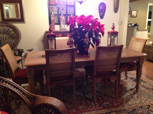 Dining Room side table-matching-pd 1299 in May12-Pristine condition - $599 (Lafayette)