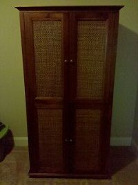 Pier One Armoire - $150