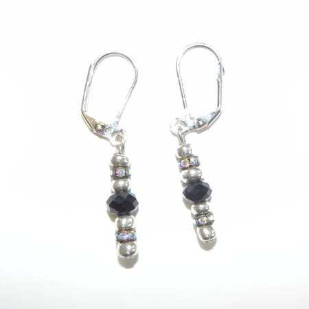 Earrings  hand-made  original  one-of-a-kind  -   x0024 6  Mouton Cove  south of Abbeville