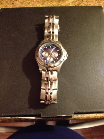 Mens Fossil Watch -   x0024 125  or Best offer