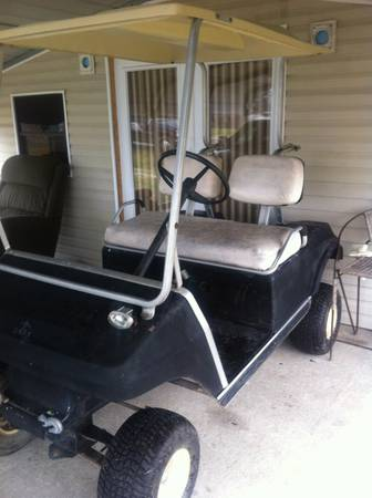 Golf cart with lift kit and charger -   x0024 900  St  Martinville