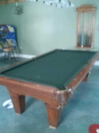 Pool Table (Professional Quality), AMF Playmaster $1000 OBO ($7500 new - $1
