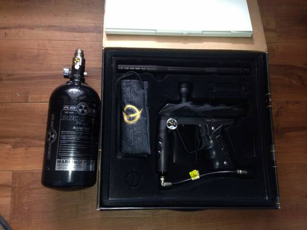 Smart Parts Ion paintball gun - x0024200 (Laffayette )