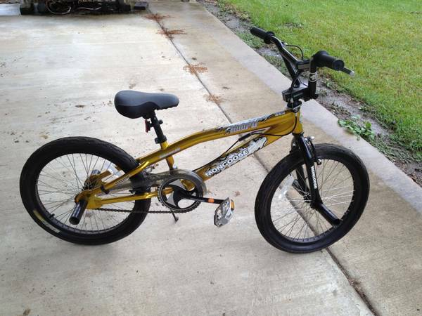 Boys 20 Mongoose Freestyle Bike - $80 (Breaux Bridge)