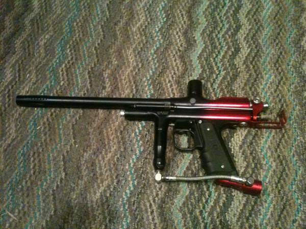 WGP autococker paintball gun - $100 (Will be discussed)