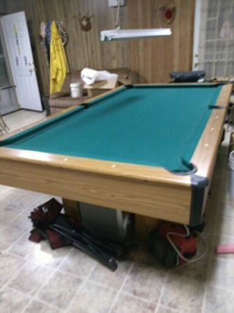 full size pool table - $800 (Arnaudville)