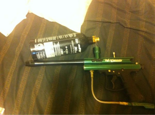 Vl triad paintball gun  - $130