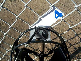 $16.95, Bat Helmet Hanger on Fence