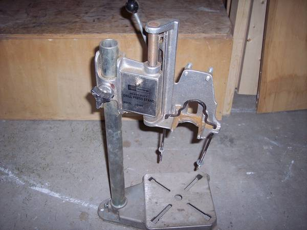 Craftsman drill press stand - $45 (Lafayette)