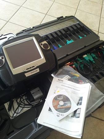 Matco INTERCEPTOR OTC Pegisys Diagnostic Master Kit wJ2534 reflash - $2500 (Franklin, LA )
