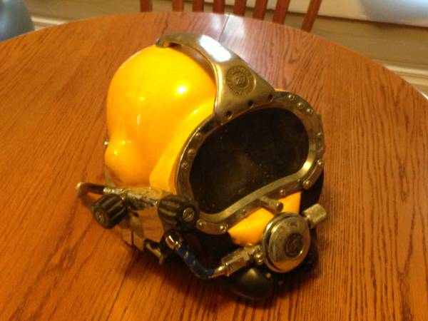 Kirby Morgan SL27 Dive Hat and Gear - $5000 (Lafayette)