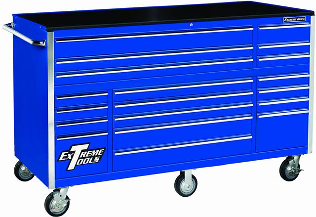 1 995  Extreme Tools RX722519RC Roller Cabinet Toolbox
