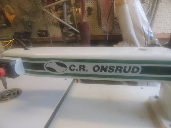 Onsrud Inverted Router - $6000 (Thibodaux,La)