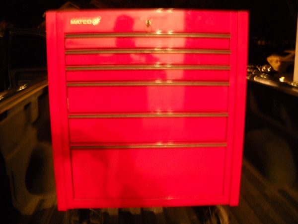 Matco Roll Around Tool Box Brand New - $500 (New Iberia)