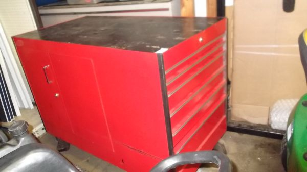 Snap-On Roll Cart ToolBox - $3000 (418 Bertrand Dr. Lafayette,La)