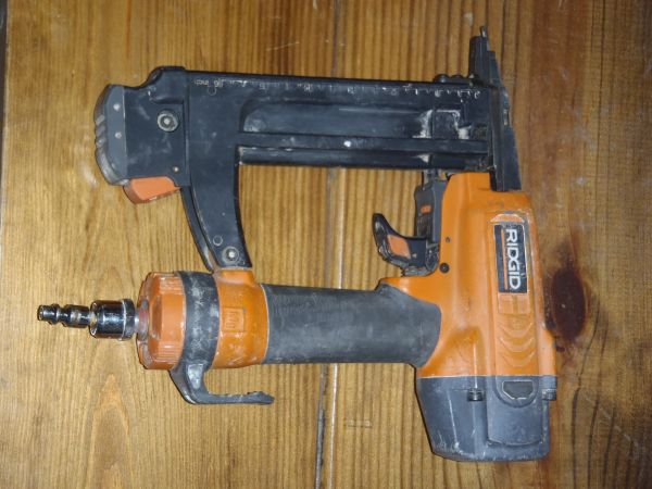 Rigid Nail gun and Panduit ST2MT - $25 (Youngsville)