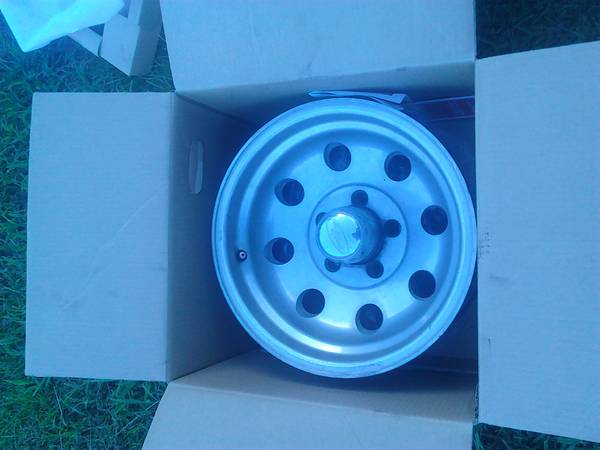 AMERICAN ALLOY WHEELS - $200 (YOUNGSVILLE)