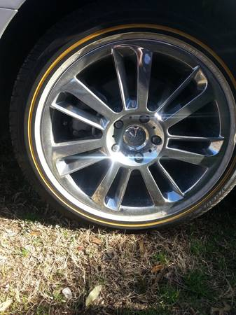 18inch wheel an vogue tires - x00241500 (lafayette)
