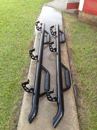 N-Fab Running Boards - $200 (Rayne, LA)
