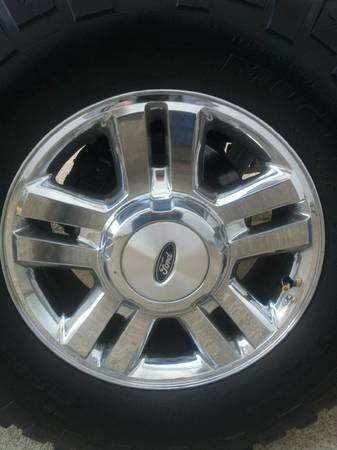 Ford F150 2006 Factory Rims - $650 (Lafayette-Scott)