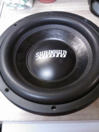 Sundown Audio 10in subs - $280 (lafayette)