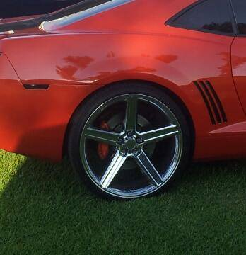 24 inch iroc wheels and tires - $1500 (opelousas)