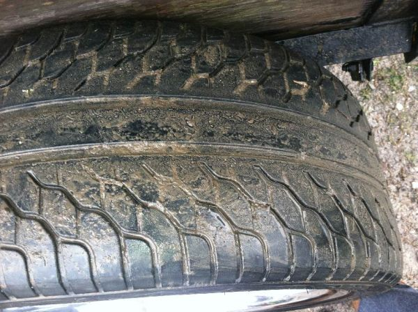 24 f5 rims and tires - $1500 (Jeanerette)