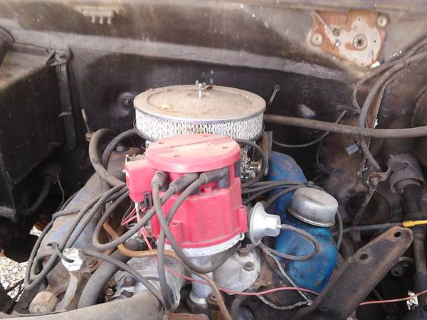 enginemotor,rebuilt 302 no miles - $1000