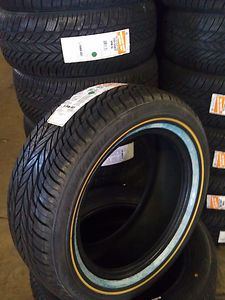Set Of Four 17 Inch Vogue Tires 2355517 - $500