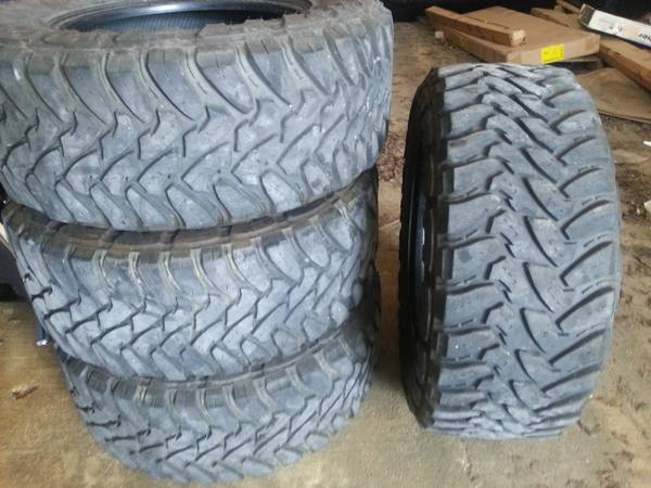 TOYO OPEN COUNTRY MT TIRES - $350 (lafayette)