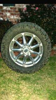 TIRES  RIMS FOR SALE - $600