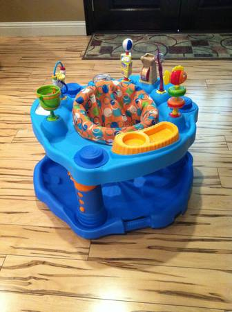 Evenflo - ExerSaucer Activity Center, Mega Splash - $30